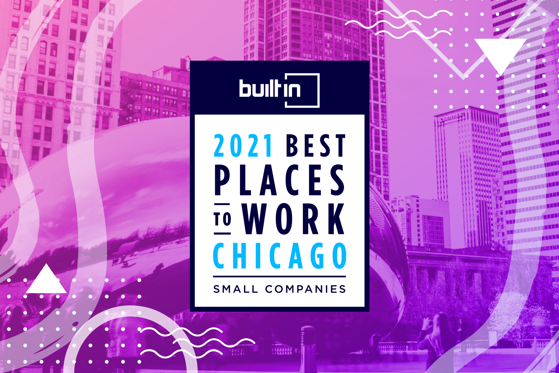 Built In Honors ClearCut Analytics in Its Esteemed 2021 Best Places To Work Awards