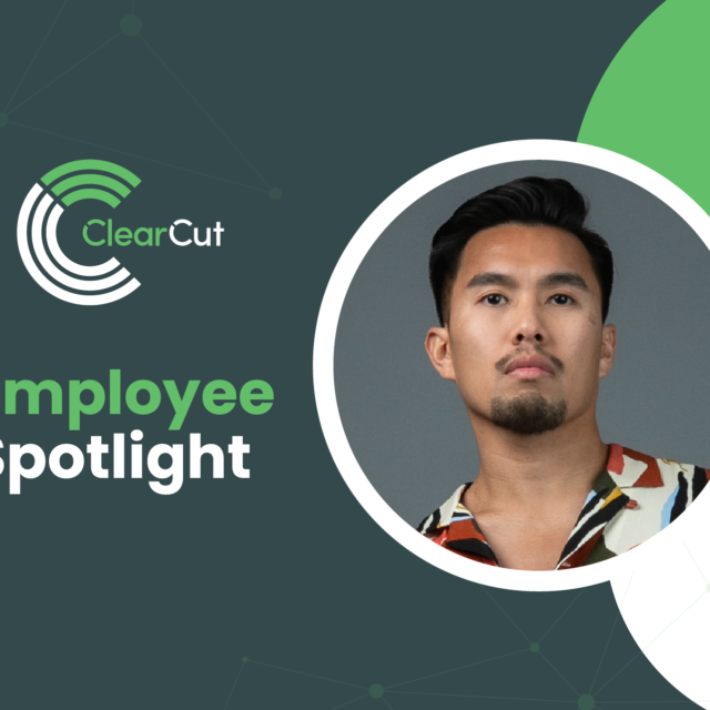 Meet Royce: ClearCut's Graphic Designer