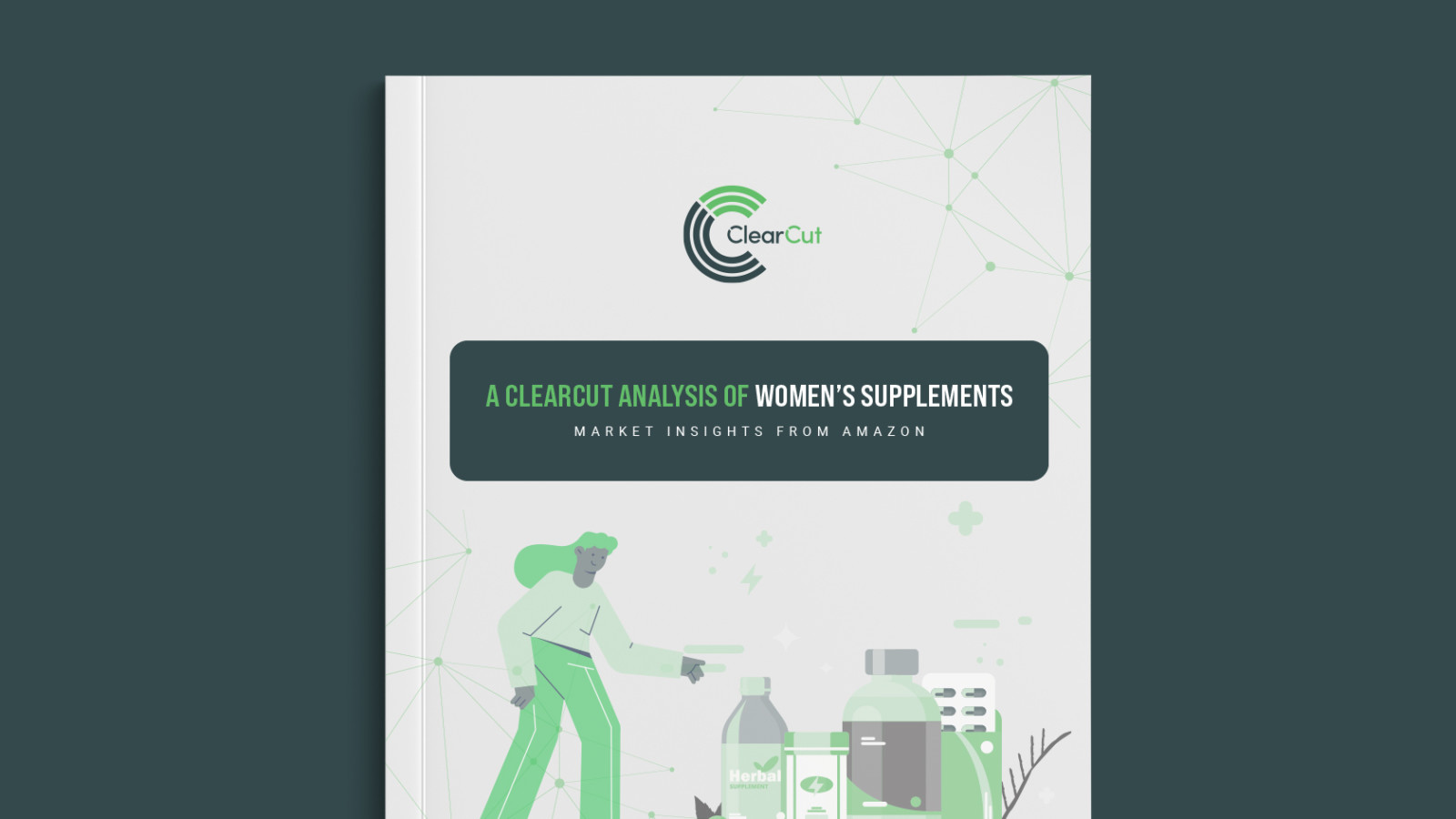 A ClearCut Analysis of Women's Supplement Sales on Amazon