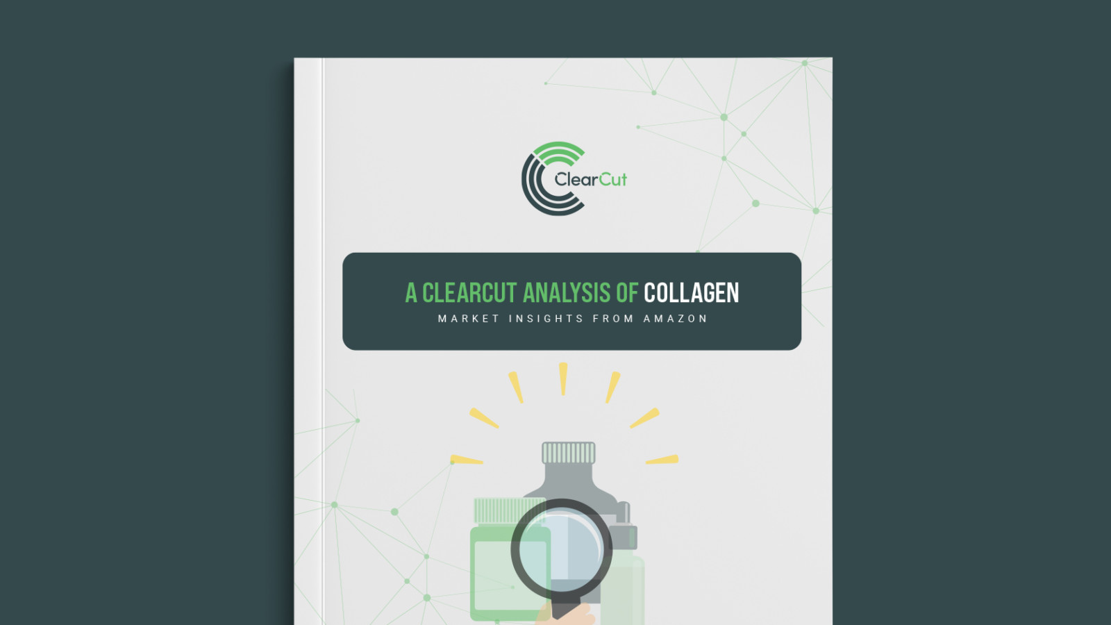 A ClearCut Analysis of Collagen Sales on Amazon
