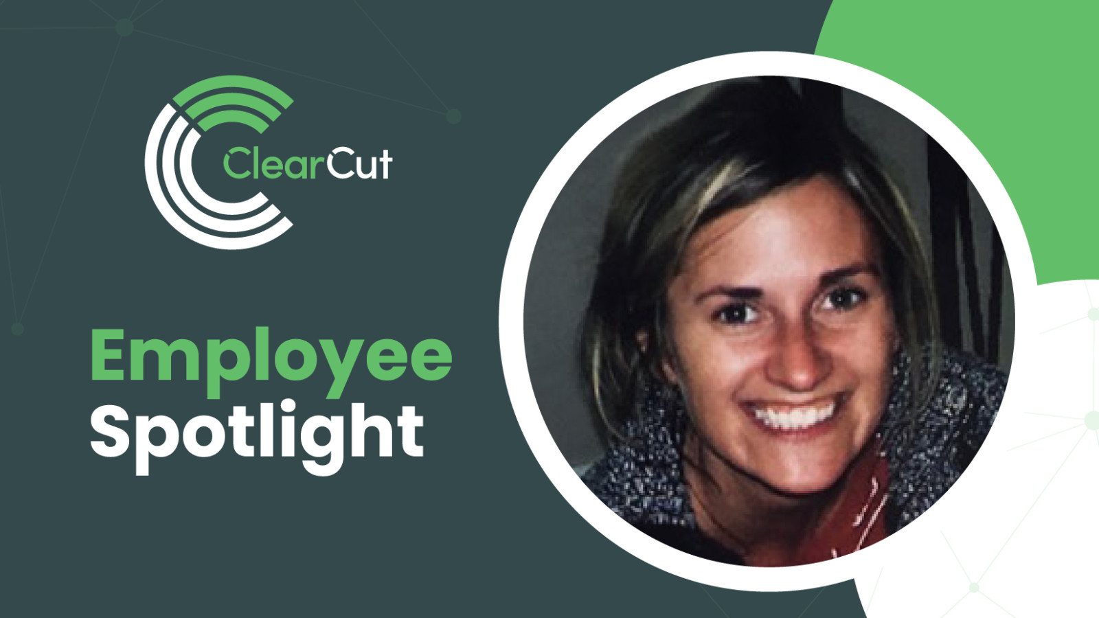 Meet Crystal: ClearCut's Operations Manager