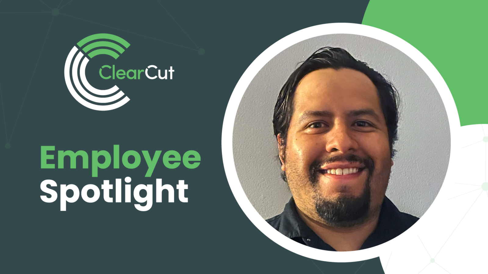 Meet David: ClearCut's Data Entry Manager